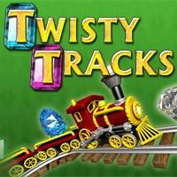 Twisty Tracks Windows Front Cover