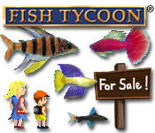 Fish Tycoon Macintosh Front Cover