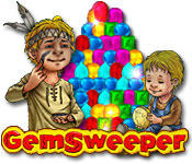 Gemsweeper Windows Front Cover
