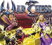 War Chess Windows Front Cover