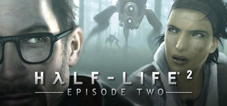 Half-Life 2: Episode Two Linux Front Cover