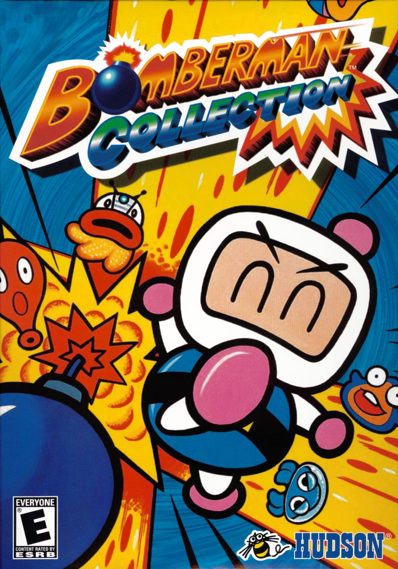 Bomberman Collection Windows Front Cover