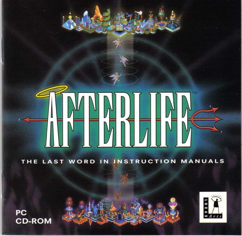 Afterlife DOS Other Jewel Case - Front