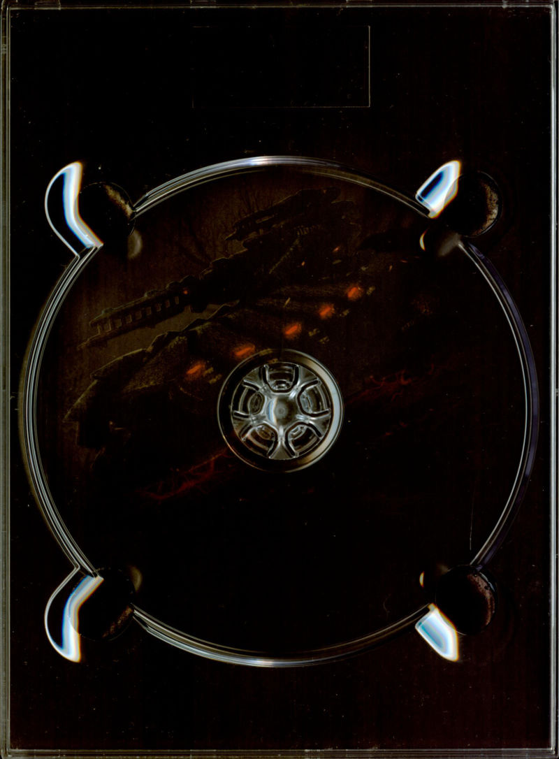 Enemy Territory: Quake Wars (Limited Collector's Edition) Windows Other Disc Holder - Inside Right Flap
