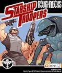 Starship Troopers: Roughnecks J2ME Front Cover