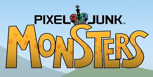 PixelJunk Monsters PlayStation 3 Front Cover
