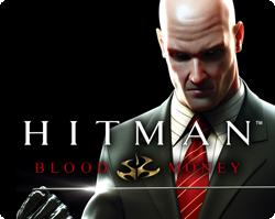 Hitman: Blood Money Windows Front Cover