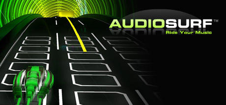 Audiosurf Windows Front Cover