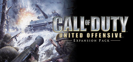 Call of Duty: United Offensive Windows Front Cover