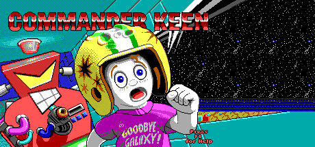 Commander Keen Combo CD Windows Front Cover