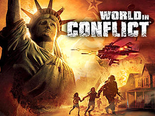 World in Conflict Windows Front Cover