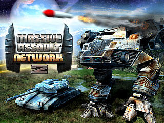Massive Assault Network 2 Windows Front Cover