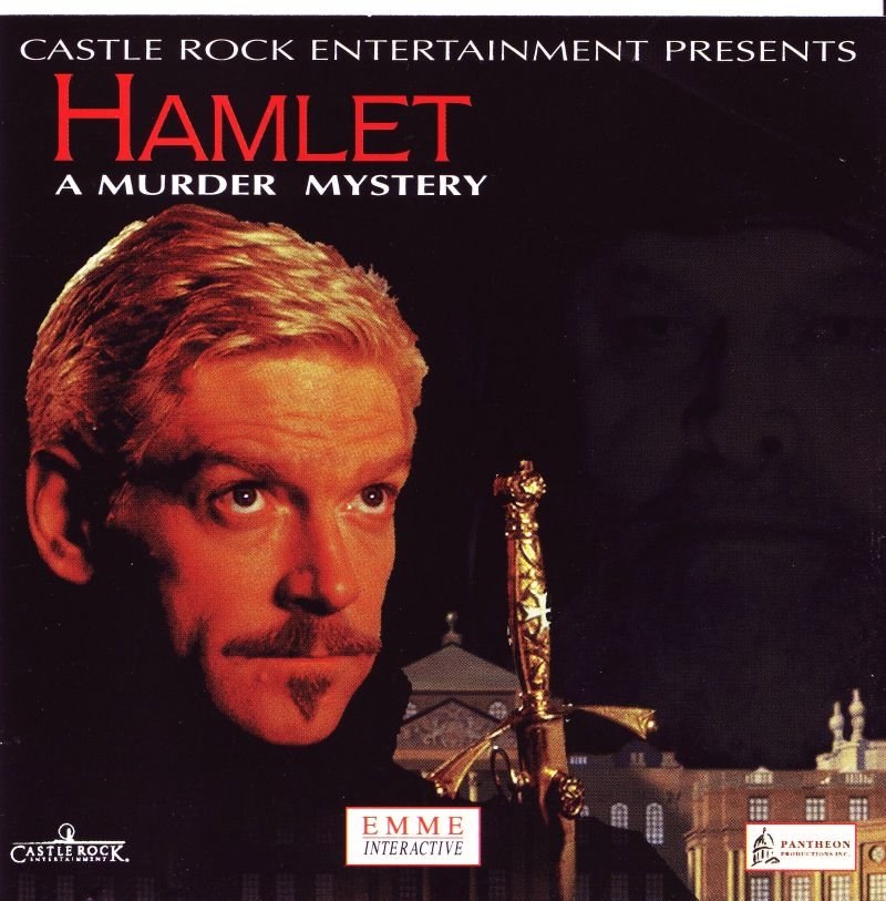 William Shakespeare's Hamlet: A Murder Mystery Windows Other Jewel Case Front