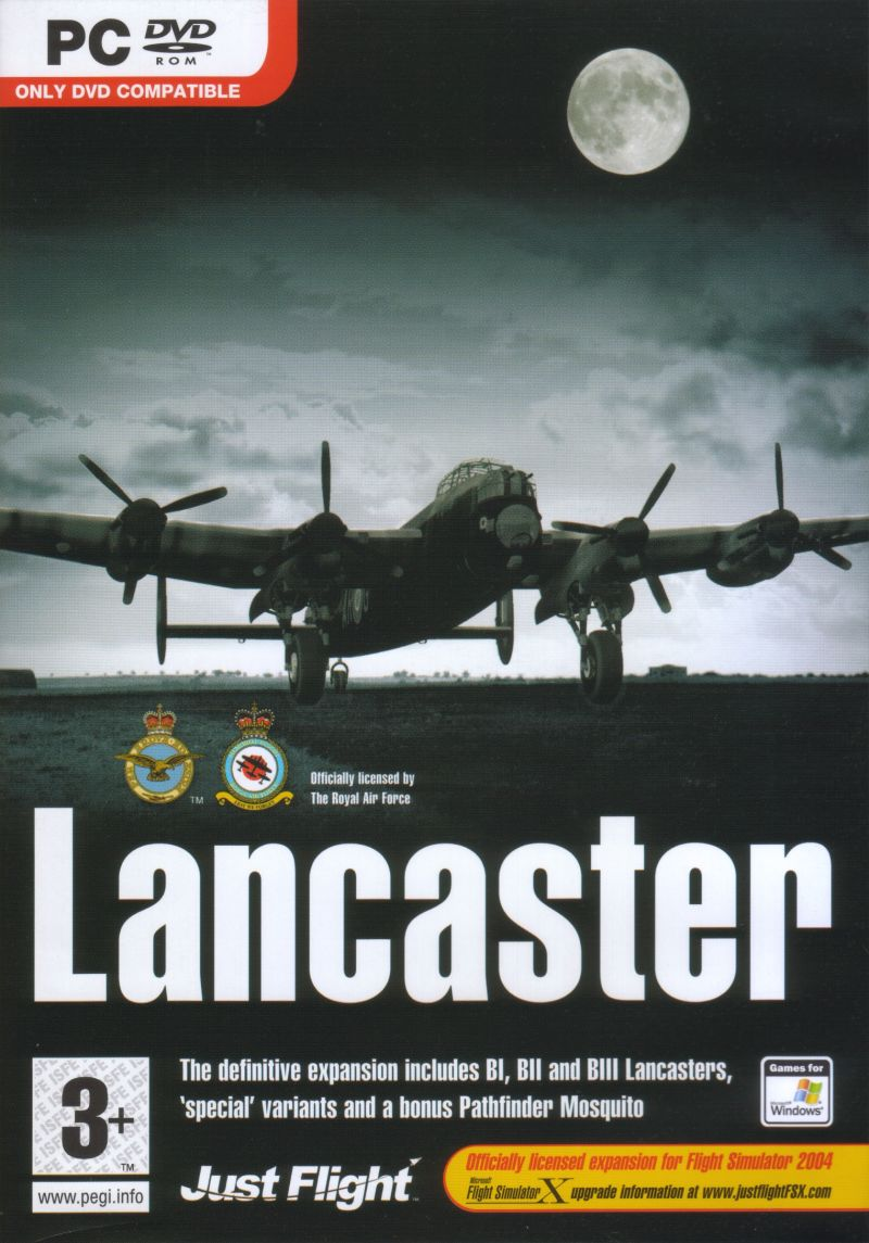 Lancaster Windows Front Cover