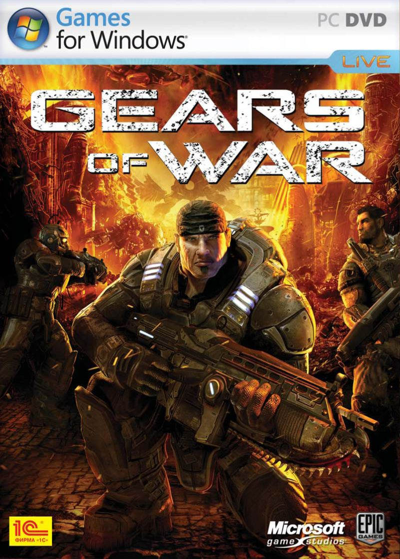 Gears of war 3 leaked on torrent sites months before release.