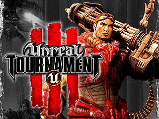 Unreal Tournament III Windows Front Cover