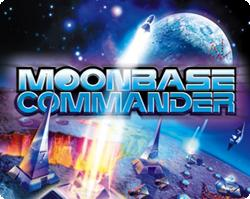 Moonbase Commander Windows Front Cover