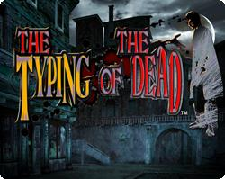 The Typing of the Dead Windows Front Cover