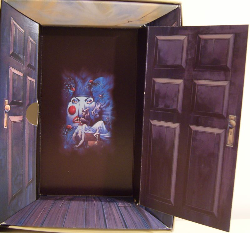 The 7th Guest DOS Inside Cover Video Case