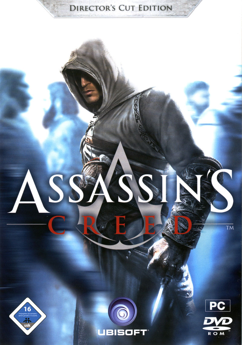 Assassins creed cover