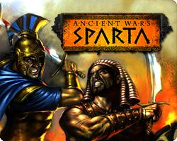 Ancient Wars: Sparta Windows Front Cover