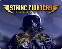 Strike Fighters: Project 1 Windows Front Cover