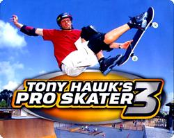 Tony Hawk's Pro Skater 3 Windows Front Cover