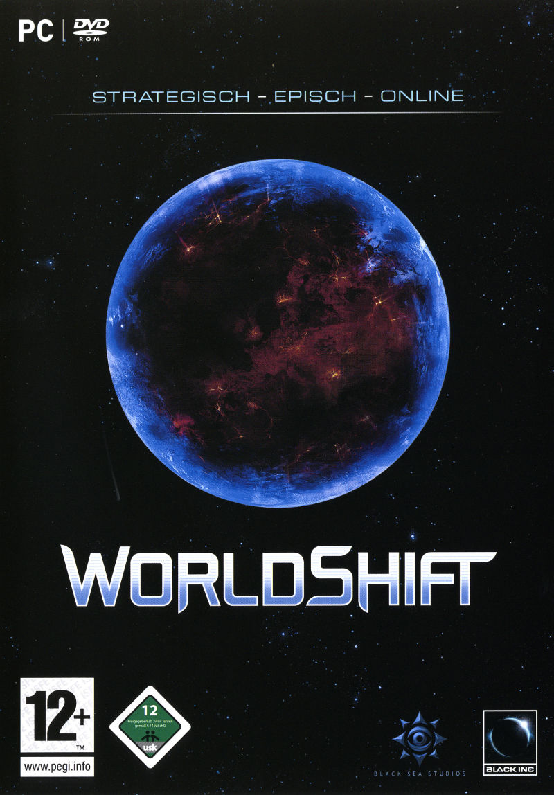 WorldShift Windows Front Cover