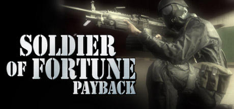 Soldier of Fortune: Payback Windows Front Cover