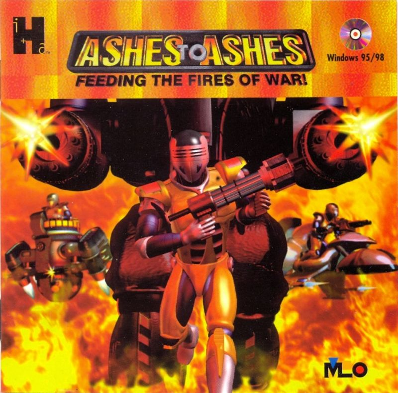 Ashes to Ashes Windows Front Cover