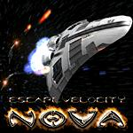 Escape Velocity Nova Macintosh Front Cover