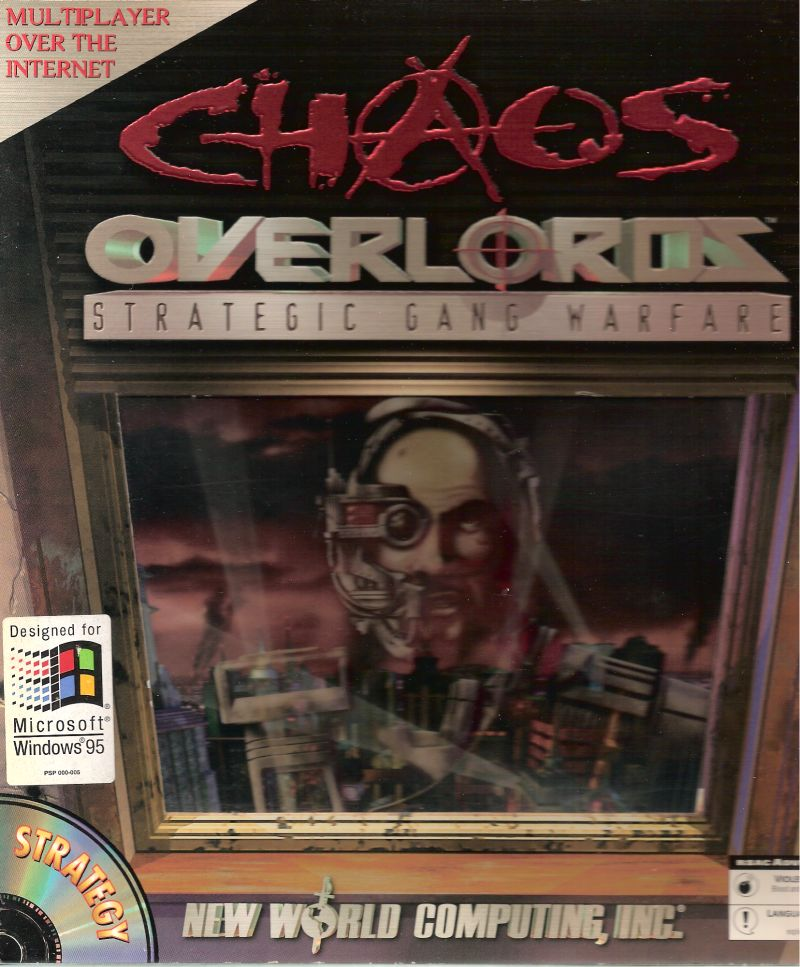 Chaos Overlords Windows Front Cover