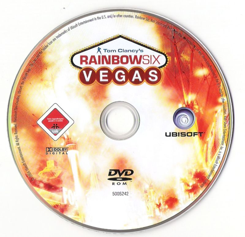 Tom Clancy's Rainbow Six: Vegas Windows Media