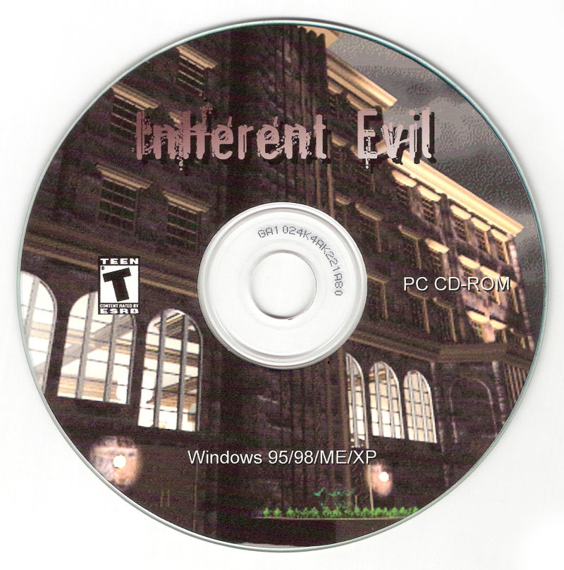 Inherent Evil: The Haunted Hotel Windows Media