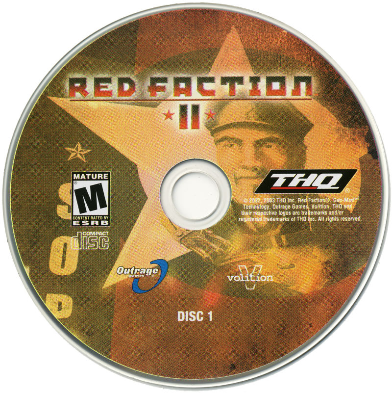 Red Faction II Windows Media Disc 1