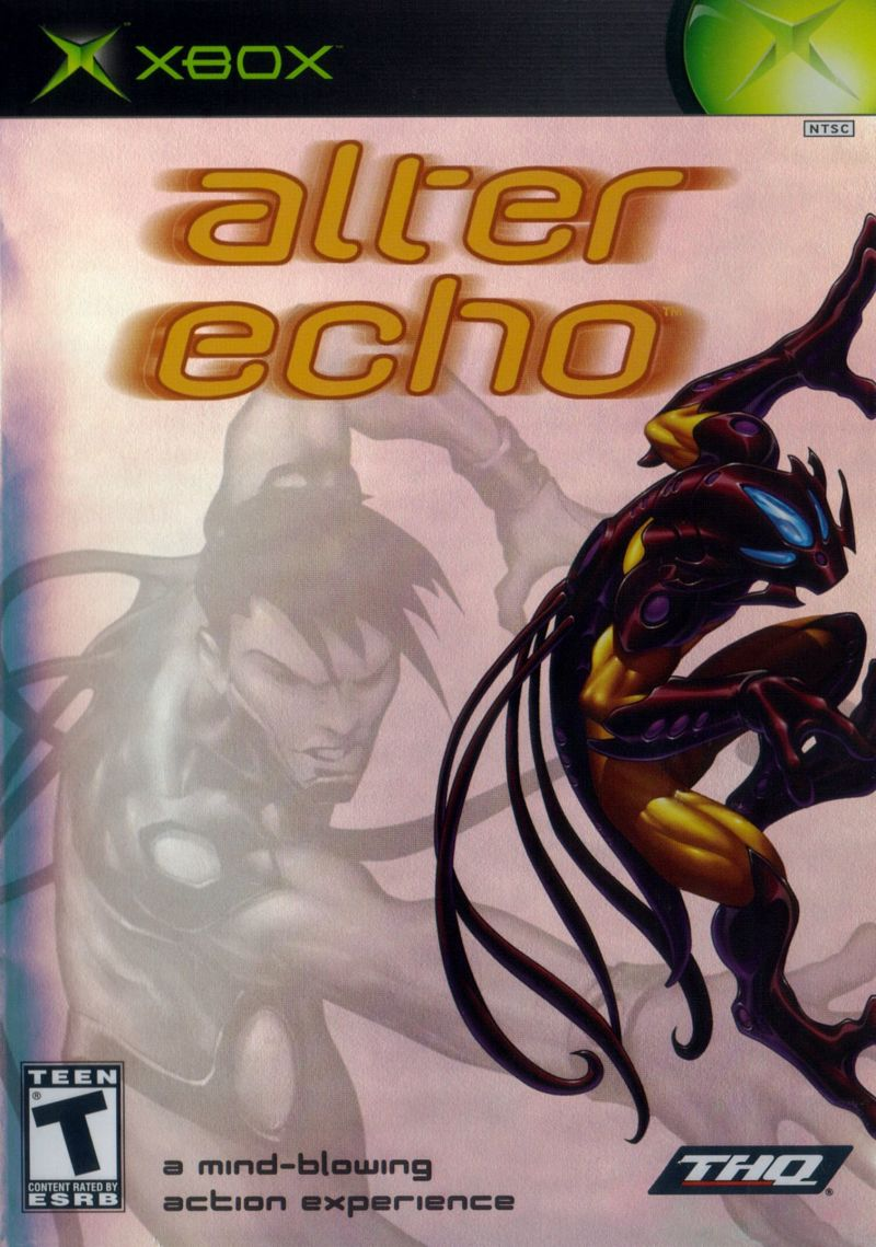 Alter Echo Xbox Front Cover