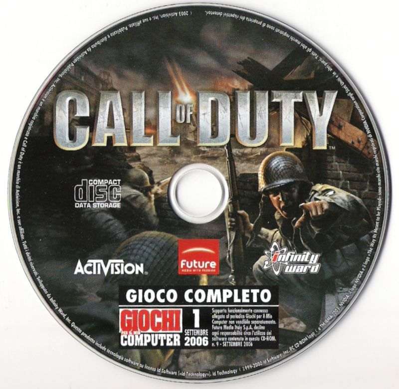 Call of Duty Windows Media