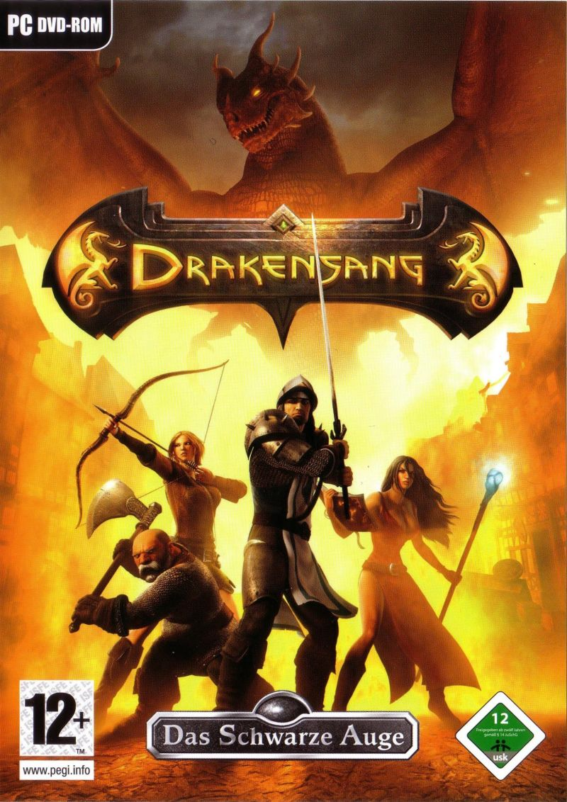 The Dark Eye: Drakensang Windows Other Keep Case - Front
