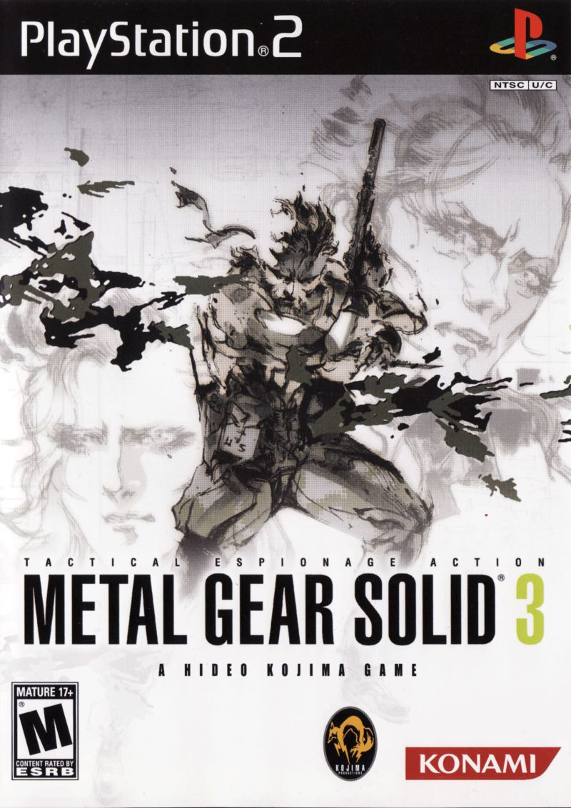 metal gear solid the essential collection 2008