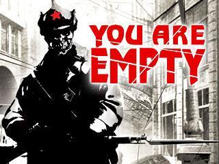 You Are Empty Windows Front Cover