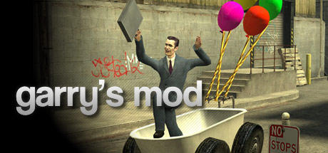 Garry's Mod Windows Front Cover