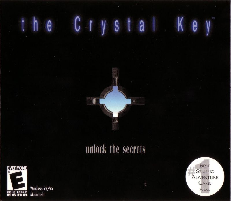 The Crystal Key Macintosh Front Cover