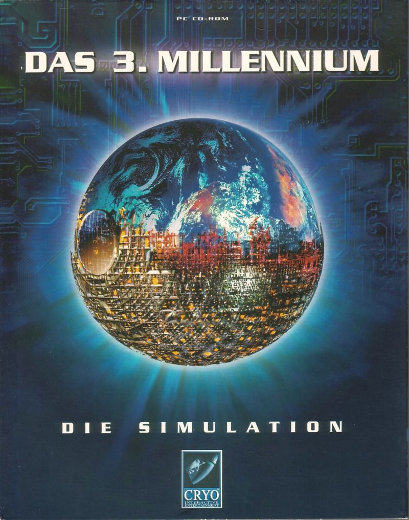 The 3rd Millennium Windows Front Cover