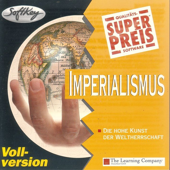 Imperialism Windows Front Cover