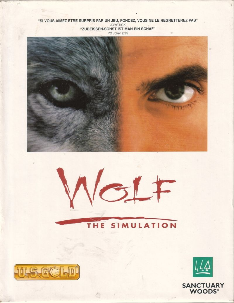 Wolf DOS Front Cover