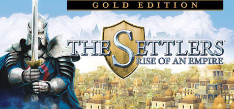 The Settlers: Rise of an Empire (Gold Edition) Windows Front Cover