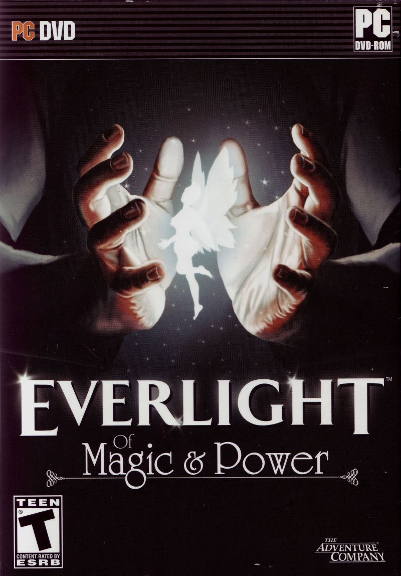 Everlight: Of Magic & Power Windows Front Cover