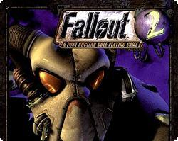 Fallout 2 Windows Front Cover