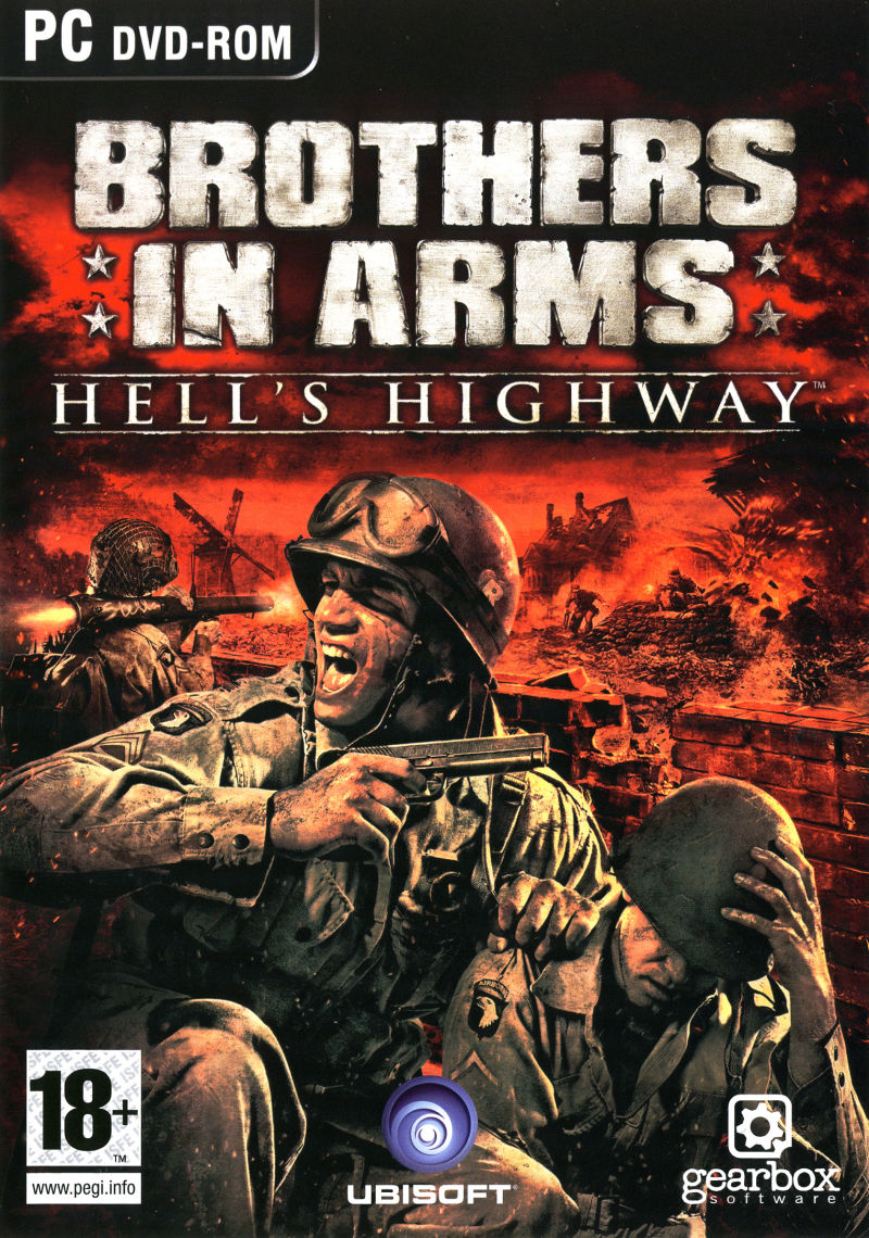 Brothers in Arms: Hell's Highway (Limited Edition) Windows Other Keep Case - Front