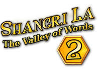 Shangri La 2 Deluxe: The Valley of Words Windows Front Cover